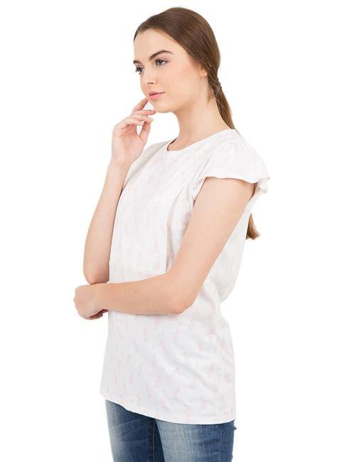 Baju Atasan Dan Menyusui Mamigaya Mitha mamigaya mitha pink white klikindomaret
