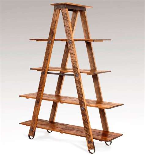 Ladder Etagere sawmill ladder etagere