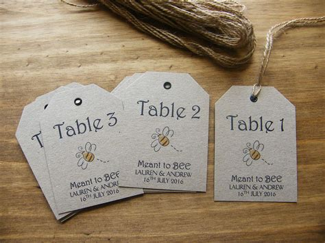Wedding Name Tags by Amazing Of Wedding Theme Names Personalised Wedding Table