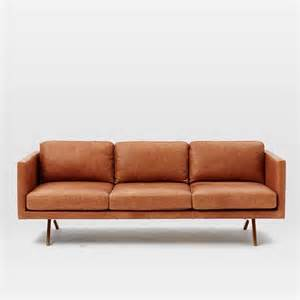 best leather sofas leather sofa 10 best leather sofas in 2017