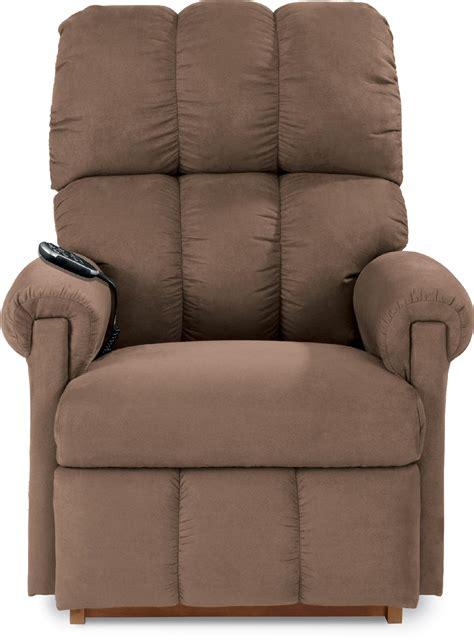 lazy boy aspen recliner signature design by ashley jathan mocha rocker recliner chair