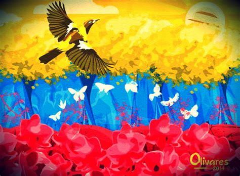 Imagenes Simbolos Naturales De Venezuela | imagenes de los simbolos patrios y naturales de venezuela