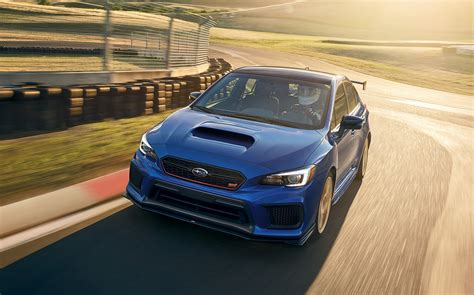 2019 Subaru Sti Ra by 2018 Subaru Wrx Sti Type Ra Revealed With More Power Less