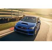 2018 Subaru WRX STI Type RA Revealed With More Power Less