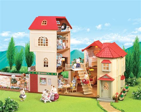 gifts families with sylvanian families this is