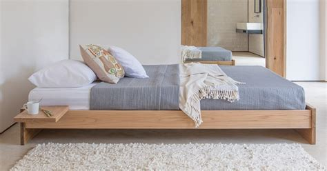 Platform Bed No Headboard Enkel Platform Bed No Headboard Get Laid Beds