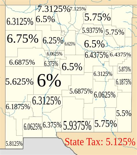 New Mexico Property Tax Records Taxation In New Mexico