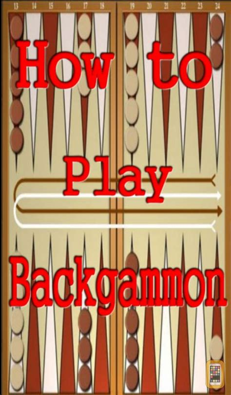 how to play backgammon a how to play backgammon learn backgammon for iphone