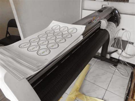 Mesin Laminasi Stiker lemuel sticker vinyl a3 cetak high ressolution laminasi cutting pola mesin by digiprint