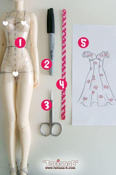 doll clothes pattern tutorial tatianabstudio how to make doll patterns doll patterns