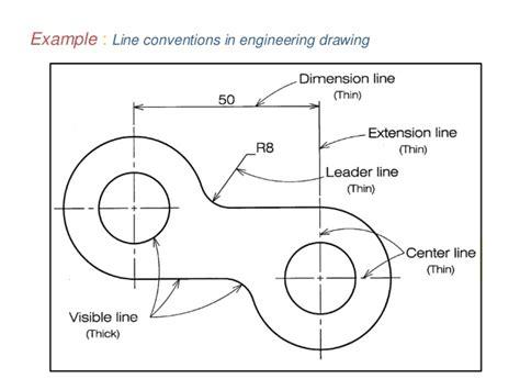 b tech i eg u1 basics of engineering graphics