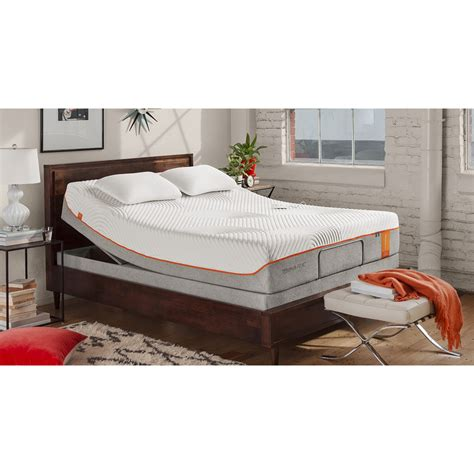 adjustable tempur pedic bed tempur pedic adjustable bed tempur up foundation furniture mattress store