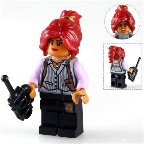 The Lego Batman Collectible Minifigures Barbara Gordon Newzip barbara gordon minifigure the batman lego compatible toys