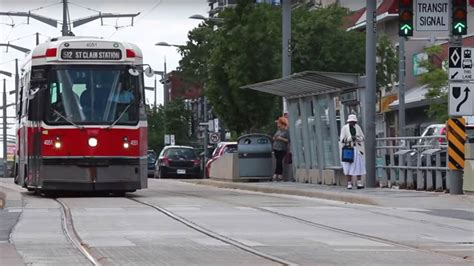 Resume Help Yorkton Streetcar Service Resumes Sunday Between St Clair And St