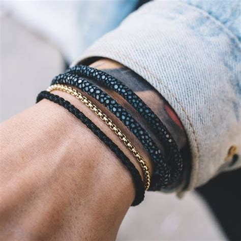 17 Best images about Stings ray on Pinterest   Layered bracelets, Studios and Casual
