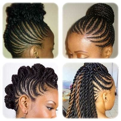 pushback braids plainting styles braid hairstyle for black girl android apps on google play