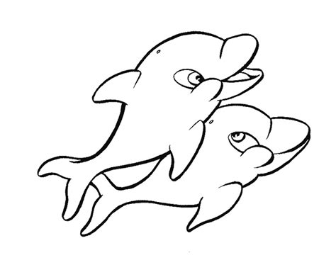 cute coloring pages of dolphins cute dolphin coloring pages gianfreda net
