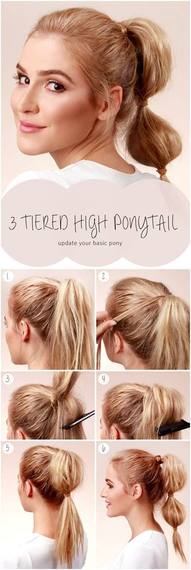 cute everyday hairstyles tutorials 10 ways to make cute everyday hairstyles long hair