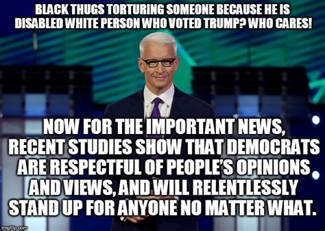 Anderson Cooper Meme - mr anderson imgflip
