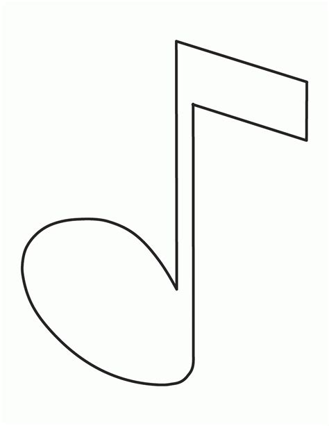 printable music notes coloring pages musical notes coloring pages coloring home