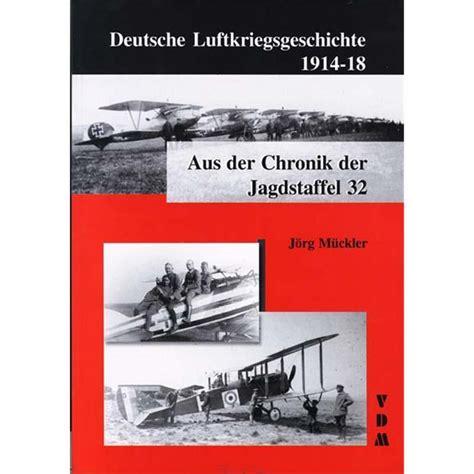 Lu Patwall deutsche luftkriegsgeschichte 1914 18 aus der chronik