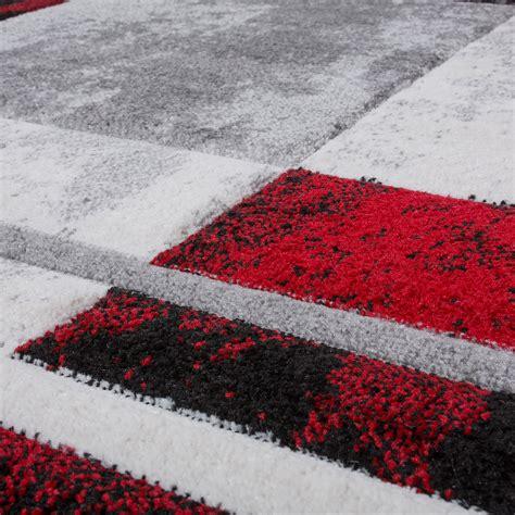 teppich wohnzimmer rot moderner teppich wohnzimmer mit konturenschnitt in