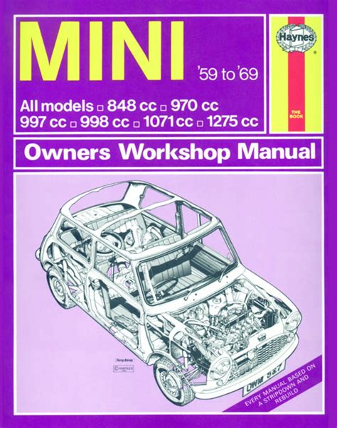 mechanics indoors and out classic reprint books mini 1959 1969 up to h classic reprint haynes publishing