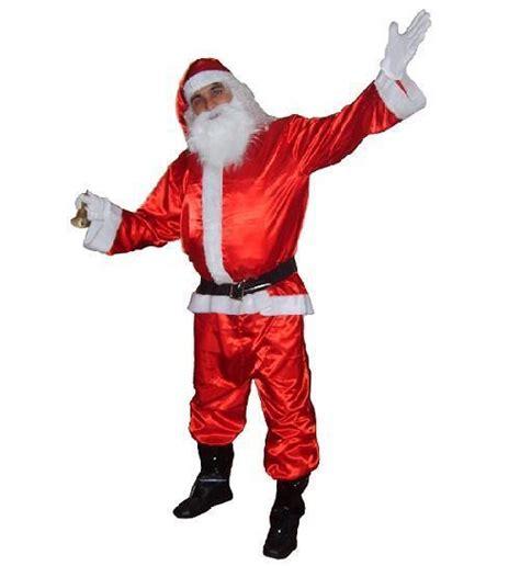 imagenes de santa claus para hombres c 243 mo disfrazarse de papa noel para navidad 7 pasos