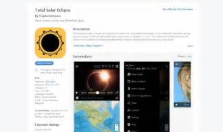 apple app store for android best solar eclipse 2017 apps on play and apple app store