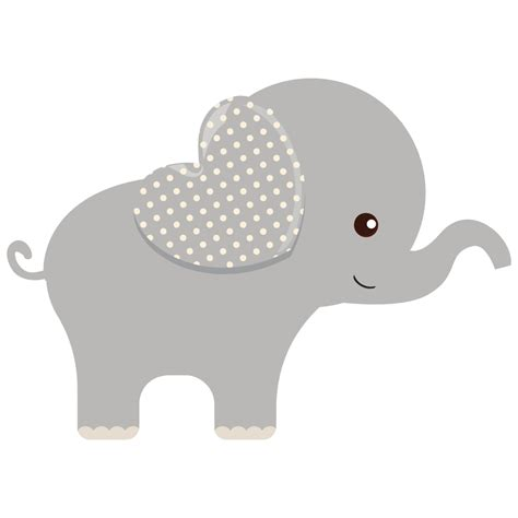 baby clipart elephant clipart rabbit pencil and in color elephant