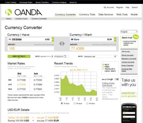 currency converter calculator oanda related keywords suggestions for oanda currency converter