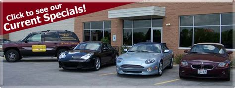 Jaguar Auto Company Provides General Car Maintenance To Customers by Complete Automotive Repair Services Nelsons Automotive In