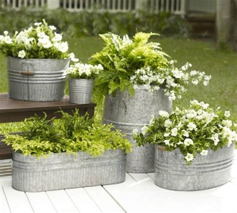 Diy Outdoor Planters by Diy Outdoor Porch Plants For Summer Porch Plants