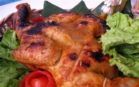 Ayam Panggang Per Ekor aroma from alley kitchen ayam panggang bumbu rujak