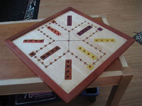 wahoo game board  rhynodesign  lumberjockscom