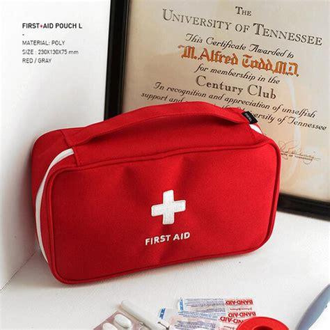 Tas Obat P3k Travel Pouch Medicine Kit Organizer Ls008 tas obat p3k jakartanotebook