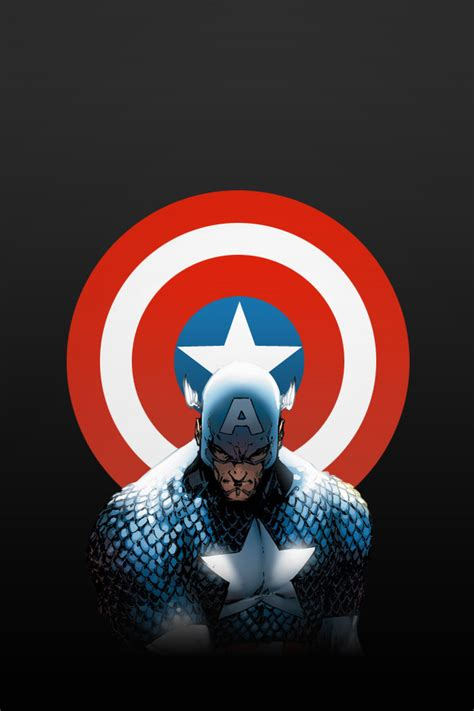 captain america iphone wallpaper  ipod wallpaper hd