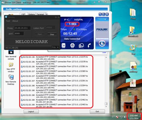 pree bug tsel injek manual proxy telkomsel 11 februari 2014 ssh gratis