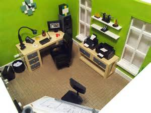 Lego Office Home Office Bricknerd Your Place For All Things Lego