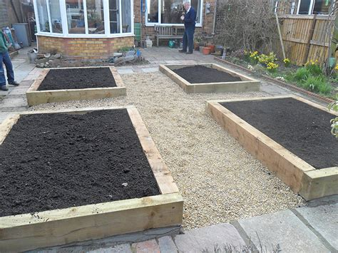 Gravel Beds Landscaping Our Portfolio D L Landscapes Ltd Page 2