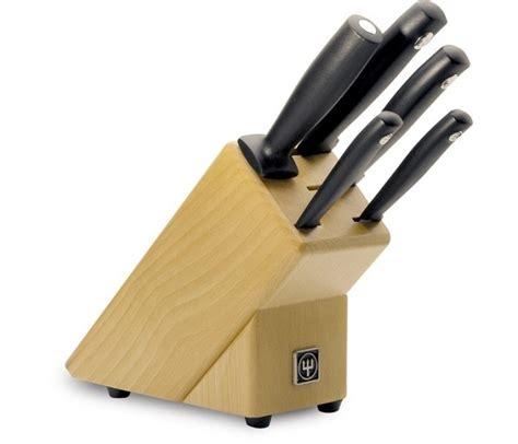 bloc de couteau de cuisine bloc de couteaux wusthof couteau allemand wusthof