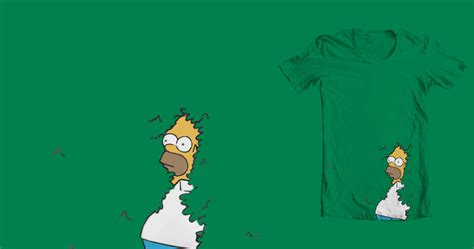 score homer j 1000 by ronemahone on threadless