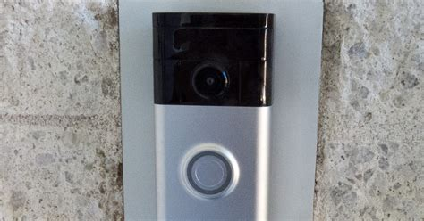 glen s home automation the ring doorbell