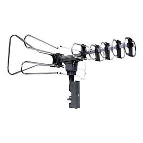 supersonic sc 603 outdoor superior hdtv digital rotating antenna at tigerdirect