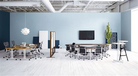 modern conference room tables utilizing the space for