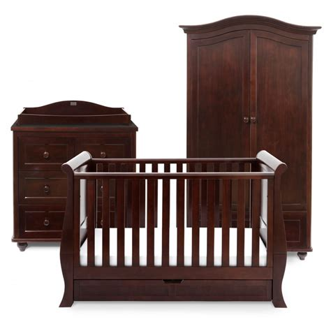 Silver Cross Nursery Furniture Sets Silver Cross Dorchester Nursery Furniture Set