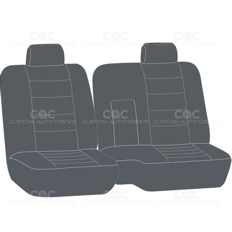 60 40 bench seat pickup 60 40 split bench premium regal custom seat cover