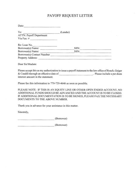 Working Capital Loan Application Letter personal loan account closure letter format request