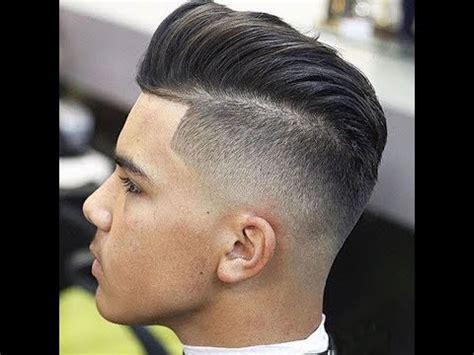 gaya terbaru  potong rambut undercut gantung