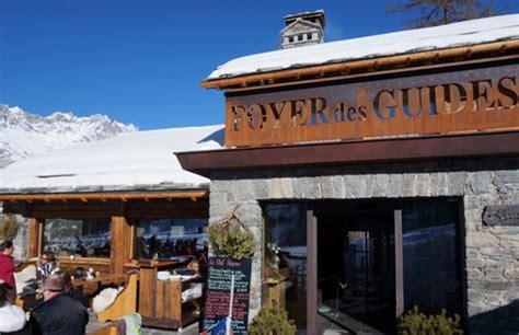 Foyer Des Guides by 3 Restauranter I Cervinia F 229 R Madglade Skil 248 Bere Til At